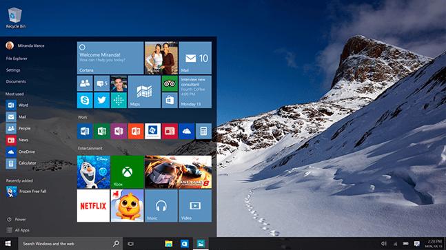 microsoft_windows_10_home_screen