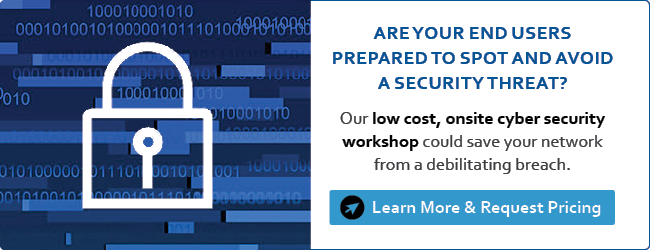 Learn More - Cyber Security Workshop